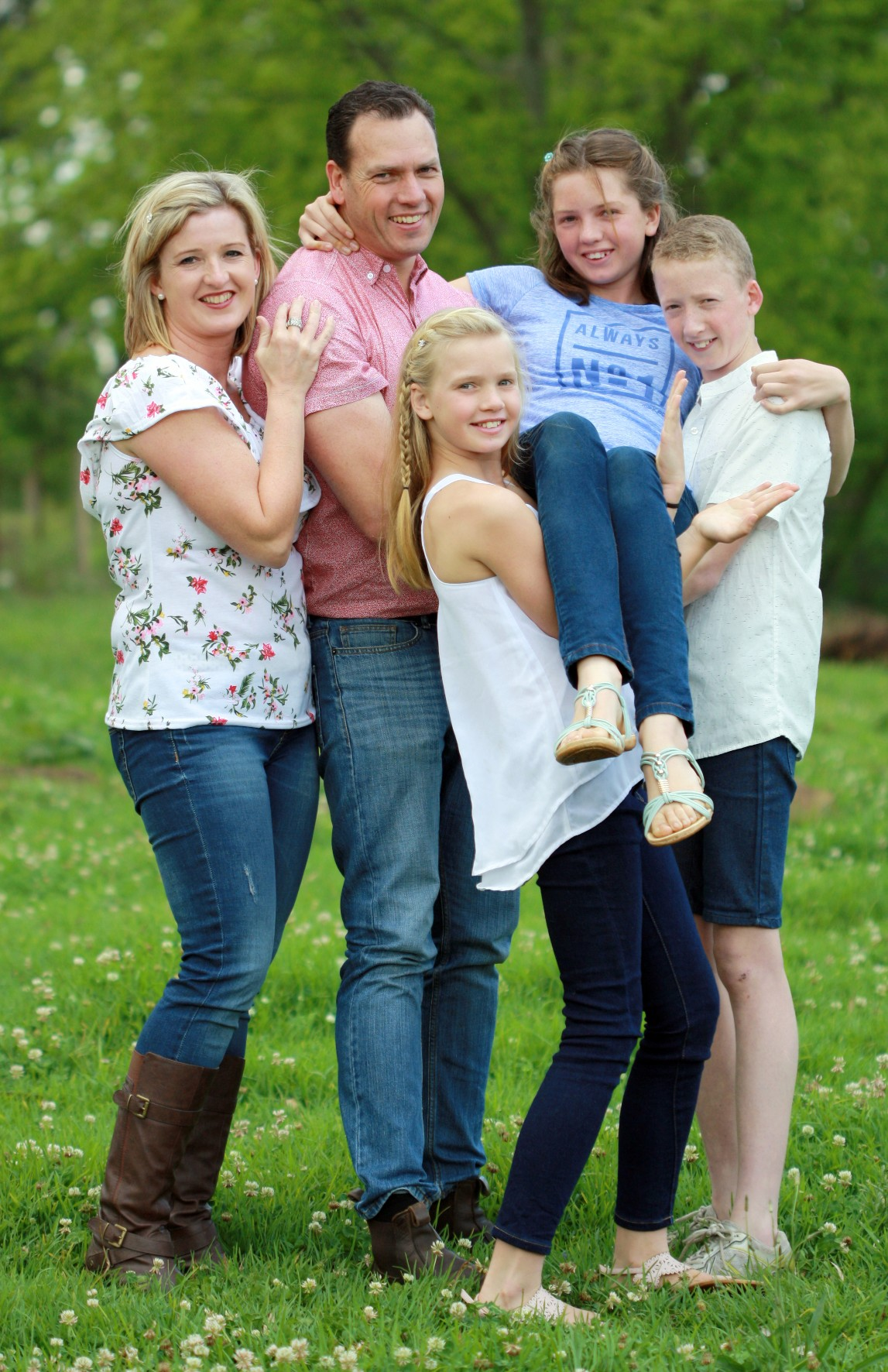 Wheeler Family Shoot