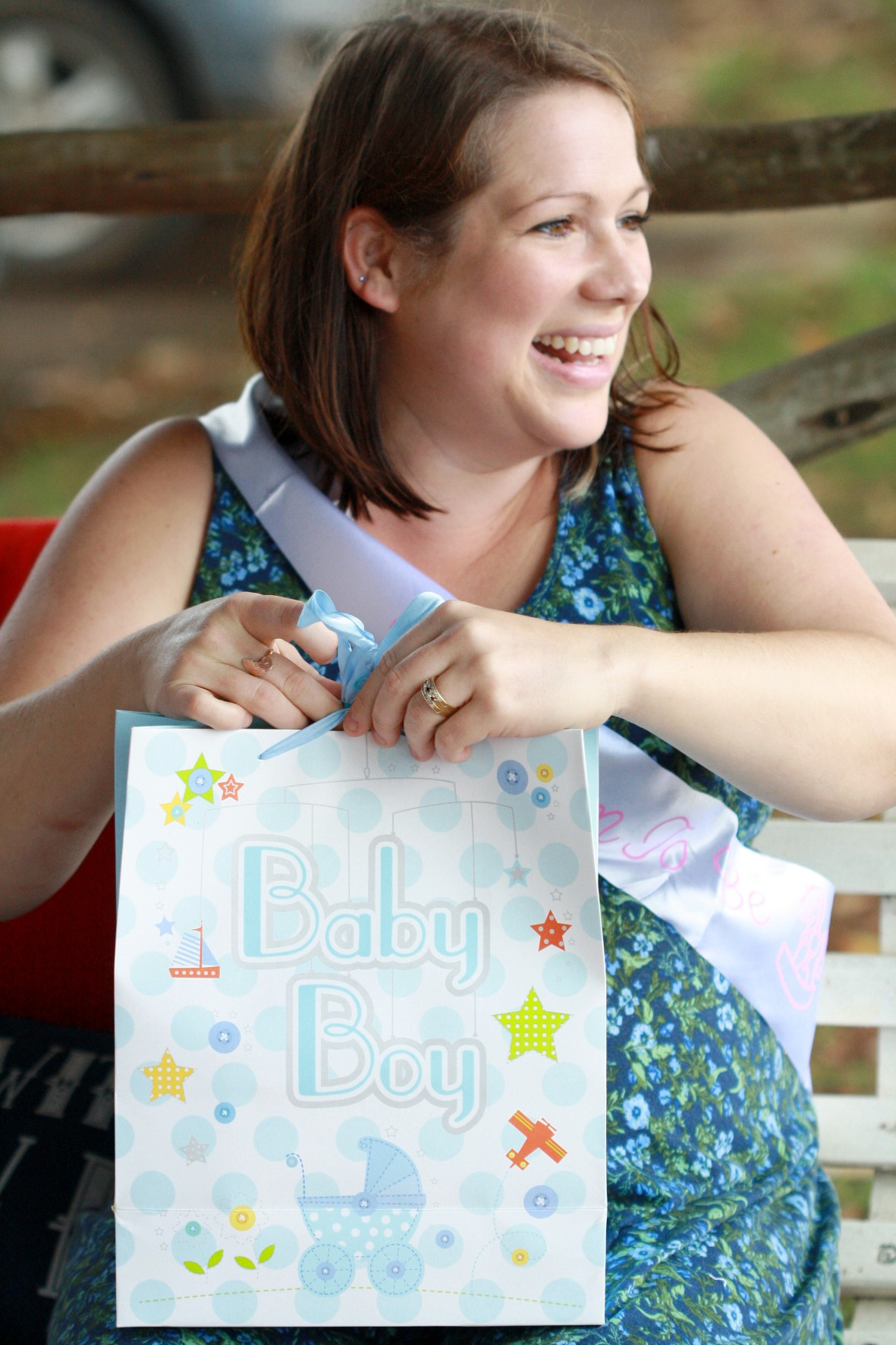 Shan's Baby Shower