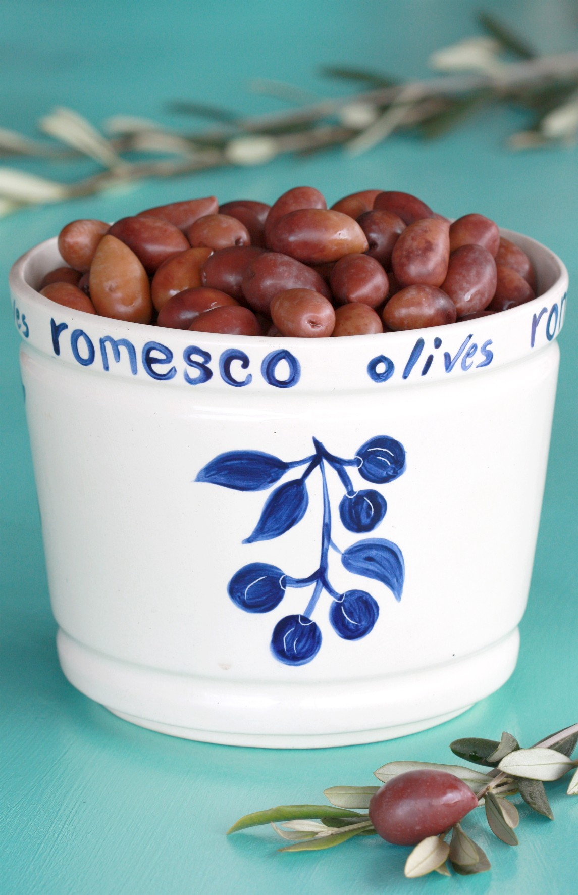 Romesco Olives Corporate Shoots 2018