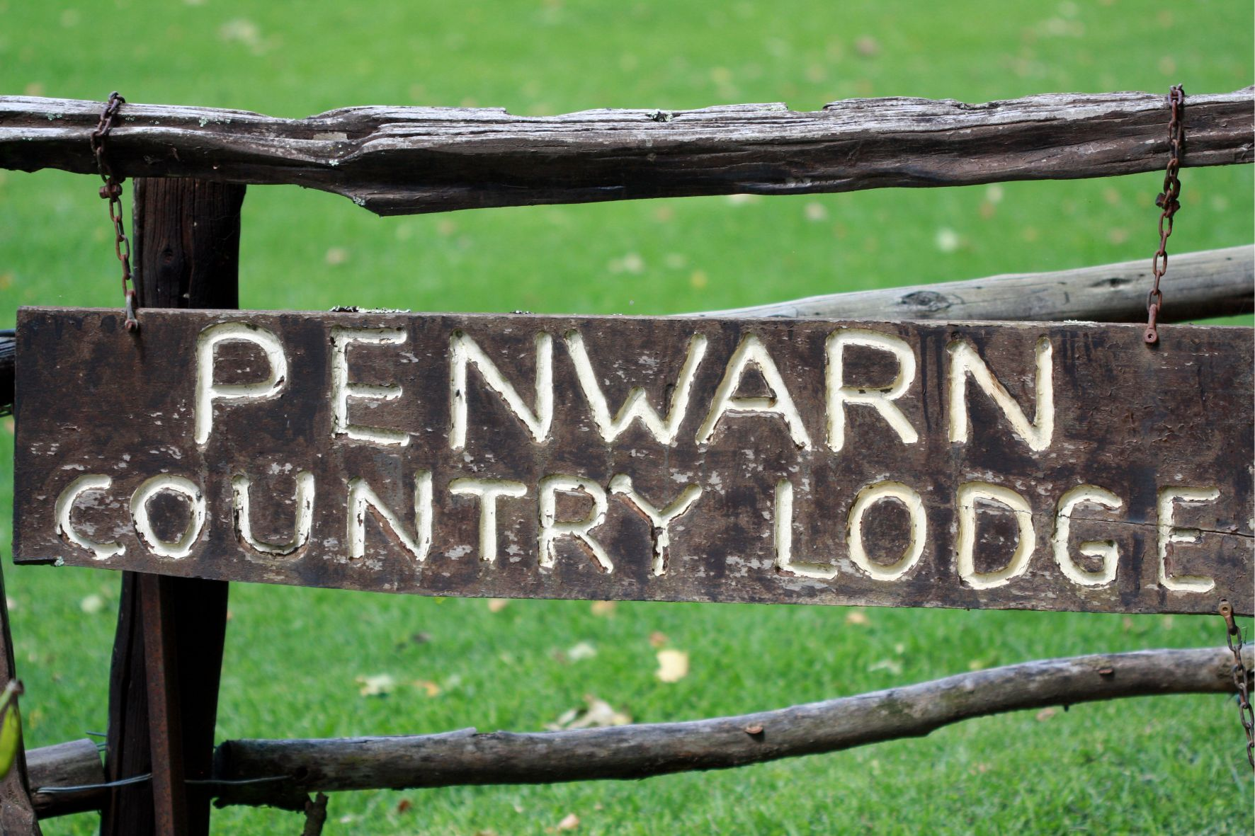 Penwarn Country Lodge from Sunrise to Sunset!